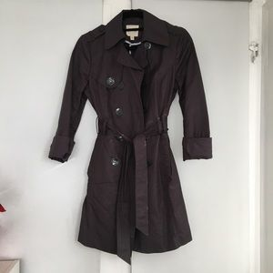 Urban Outfitters silence + noise belted trench